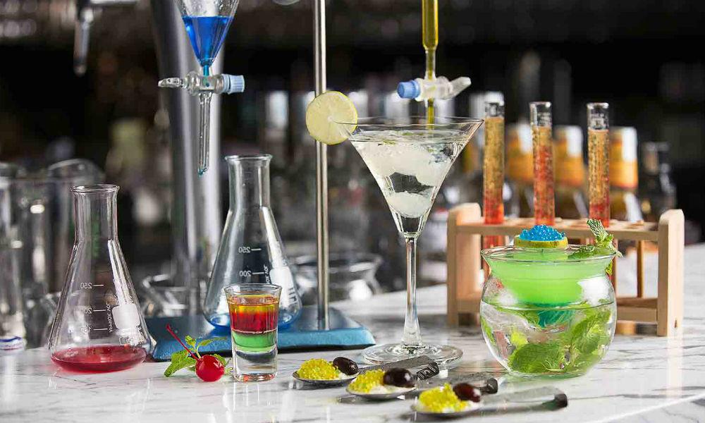 colonial molecular gastronomy